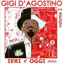 GIGI D'AGOSTINO (DJ) - DJ-SESSION: IERI E OGGI MIX, VOL. 2 [DIGIPAK] NEW CD