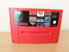 100 in 1 Super Nintendo SNES Multi Cartridge Multi Cart