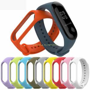 5Pcs Original Silicon Wristband Bracelet Wrist Strap for XIAOMI MI Band 3