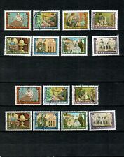LEBANON LIBAN  USED SET  Artisan  STAMPS  LOT (Leb 1013)