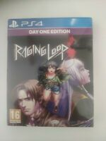 raging loop day one edition ps4 playstation 4 ps 4 neuf