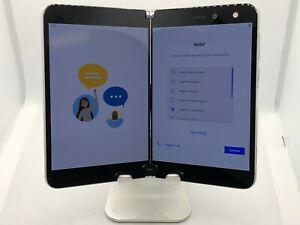 Microsoft Surface Duo 128GB Glacier White Unlocked Excellent Condition