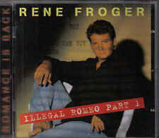 Rene Froger-Illegal Romeo part 1 cd album