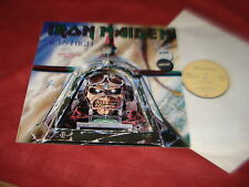 """IRON MAIDEN Aces high 12"""" GERMANY METAL ROCK"""