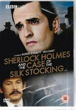 SHERLOCK HOLMES & The CASE of the SILK STOCKING * NEW & SEALED *  Reg 2 + 4