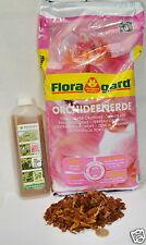 Floragard 5 L Orchideenerde und Waldleben 0,5 L Vitalkur f. Bäume Orchidee