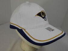 St Louis Rams NFL Hat Cap Adjustable Strapback SPL 28 New w/tags Football