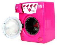 Children's Girls Washing Machine Laundry Home Play Set Light Sound Toy Xmas Gift