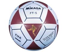 Mikasa FT5 Series Goal Master Soccer Ball - Size 5, Red and White
