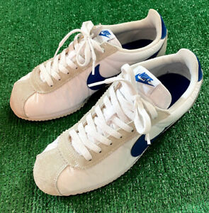 Nike Cortez Los Angeles Dodgers color US 8.5 with Box white blue pre-own shoes