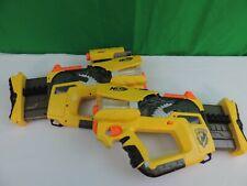 Nerf N Strike Firefly REV-8 Dart Blaster Gun LOT OF 2