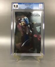 Heroes In Crisis #1 CGC 9.8 Silver FOIL NYCC Mattina Variant Cover