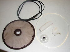 Simpson Sirocco 450 Dryer Drum, blower belt,spigot,pulley hinge lint filter,NEW