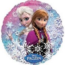 Disney Frozen Holographic 45cm Foil Balloon - FLAT - Double Sided Self Sealing