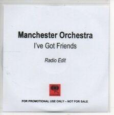 (AN820) Manchester Orchestra, I've Got Friends - DJ CD