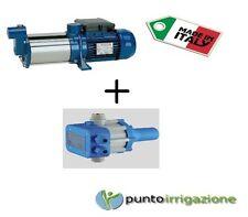 Elettropompa pompa silenziosa RSM3 MADE IN ITALY + PRESS CONTROL AUTOCLAVE