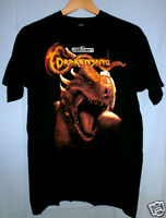 T-Shirt Drakensang Dragon Drache Das schwarze Auge Größe M Baumwolle Neuware