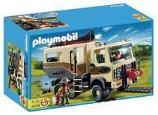 NEW/NIB/Sealed Playmobil 4839 African Wildlife Off-Road Adventure Truck Pick-Up