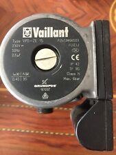 Vaillant Pump VP5-ZE 15 P/N 59866503 161097 - New