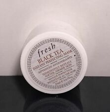 Fresh Black Tea Instant Perfecting Mask .67 fl.oz. / 20 ml  Brand New
