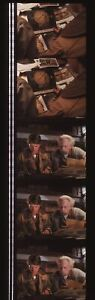 Back to the Future 3 35mm Film Cell strip very Rare a131