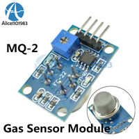 10PCS MQ-2 Gas Sensor Module Smoke Butane Methane Detection Arduino