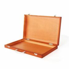 Wooden Portable Easel Box Fine Artist Large Painting Table Art Supplies Storage