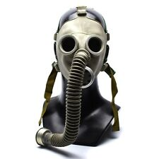 Soviet Russian ussr Gas Mask PDF-7. New original mask + hose Genuine respiratory