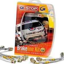 Goodridge G-Stop Stainless Brake Line Kit for Honda Civic Si 99-00 20021