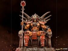 Iron Studios 1/10 Shao Kahn Statue Mortal Kombat Final Boss MORTAL34220-10 Model