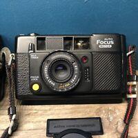 Yashica Auto Focus Motor 35mm Compact Point & Shoot Film Camera Lomo #1687