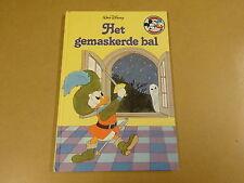 BOEK WALT DISNEY / HET GEMASKERDE BAL