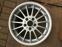 "GENUINE OEM BMW 3 SERIES E90 E91 E92 E93 17"" STYLE 32 SPARE ALLOY WHEEL 6775616"