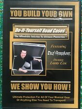 Build Your Own ROAD CASES DVD Do-It-Yourself Musical Gear Drums Amps Speakers