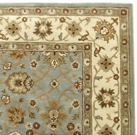 Malika Traditional 8' X 10' Wool Hand Tufted Area Rug Carpet for Home