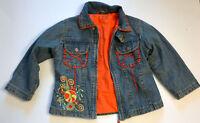 Original Jeans Jacke von Pampolina Größe 86