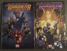 LES GARDIENS DE  LA GALAXIE - Tome 1 & 2 - Cosmic Avengers & Angela - (VF)