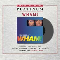 WHAM! - BEST OF WHAM! IF YOU WERE THERE NEW CD