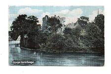 Ireland - Donegal Castle - Vintage Postcard