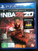 NBA 2K20 Playstation 4 PS4 Game PAL