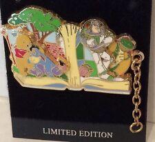 Disney DLRP Once Upon a Dream Parade Series Pooh Eeyore Buz Rex LE Pin #56033