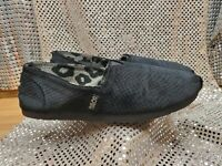 Women's Skechers BOBS Plush Peace and Love Shoes Black 9W