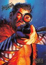KRAVEN / Spider-Man Fleer Ultra 1995 BASE Trading Card #34