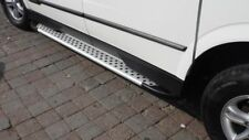 FIT FOR DODGE RAM PROMASTER CITY RUNNING BOARD SIDE GUARD NERF BAR 2015-2018