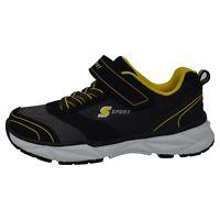 Boys' S Sport by Skechers Lapse Athletic Shoes color black