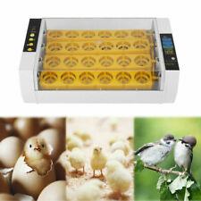 Incubadora completamente automática e inteligente 24 huevos para pollos