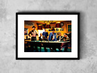 The Sopranos, Breaking Bad, Godfather, Peaky Blinders, Gangsters Together Poster