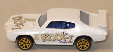 DTE RARE MATCHBOX COLLECTIBLE SUPERFAST CHESS PEARL WHITE '70 PONTIAC GTO PREPRO