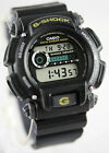 Casio DW-9052-1B Mens G-Shock Chronograph Watch 200M WR Resin Black Sports New