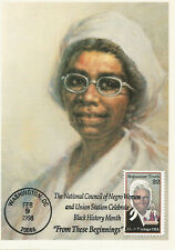 Sojourner Truth African-American Black History Maximum Card